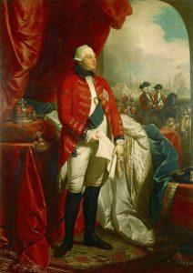 Benjamin West, George III, 1779